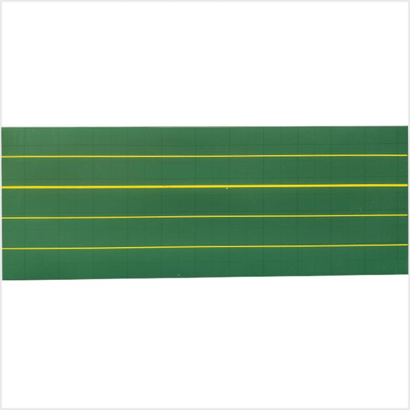 绿板磁性英语格